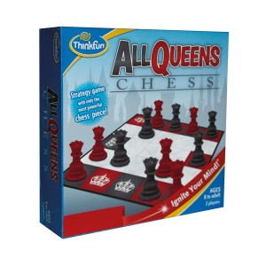 All Queens Chess stalo žaidimas-TFUN11221