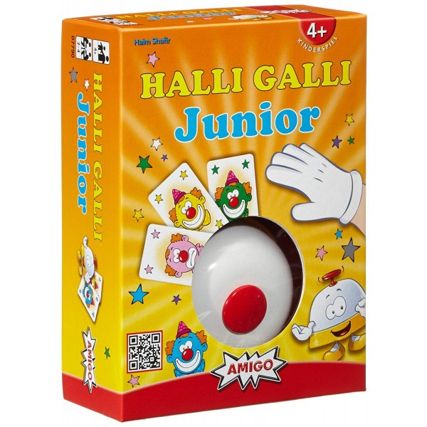"Stalo žaidimas ""Halli Galli"" Junior"