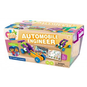 KIDS FIRST mokslinis rinkinys Automobile Engineer-KS567006