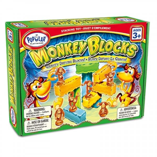 MONKEY BLOCKS žaidimas-HCM58127