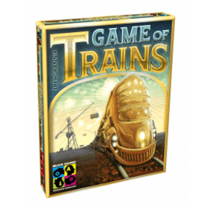 Stalo žaidimas - Game of Trains-BG90606