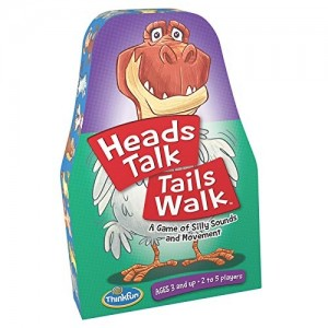 "Žaidimas ""Heads Talk Tails Walk"""